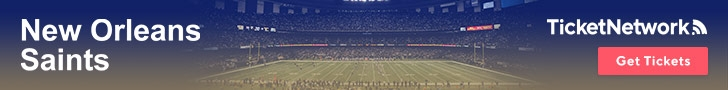 New Orleans Saints Ticket