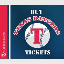 Texas Rangers Tickets